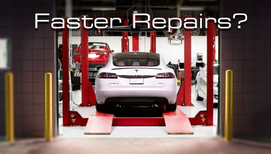 Here's How Tesla Plans To Change Its Repair Wait Times