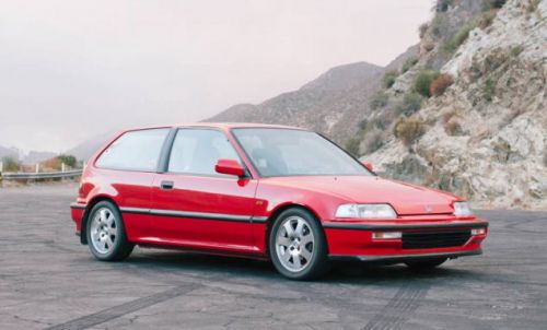 At $8,000, Would You Wanna Try This 1991 Honda Civic Si on For Size?