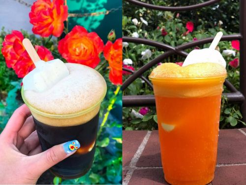 Disney is now selling boozy ice cream floats because it really is the happiest place on Earth