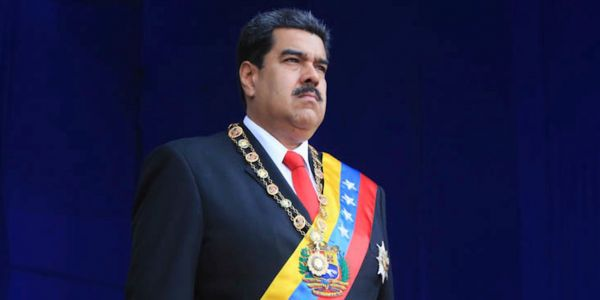 Venezuela's exiled justice department calls for Interpol arrest of Maduro and 18 years for corruption