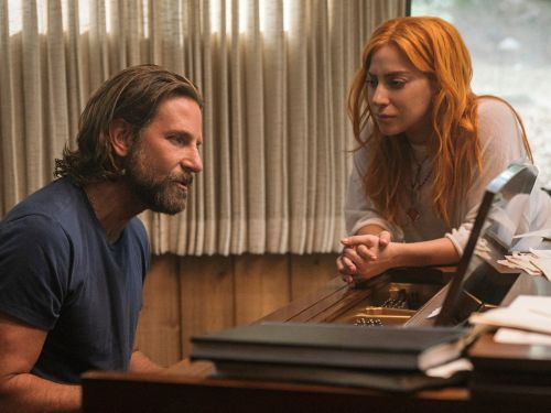 Bradley Cooper says Lady Gaga 'gave me the confidence' to sing in 'A Star Is Born'