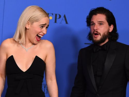 Kit Harington played the DJ at the final 'Game of Thrones' cast party where the stars celebrated all night long