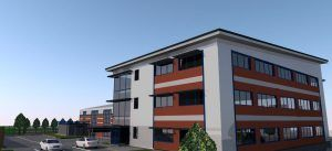 Suffolk-based Fred. Olsen Companies Confirm Extension to Fred. Olsen House in Whitehouse Estate