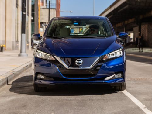 We drove a new $38,000 Nissan Leaf to see how it stacks up against Tesla and the Chevy Bolt - here's the verdict