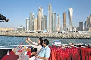 Dubai tourism working hard to attract Chinese tourists