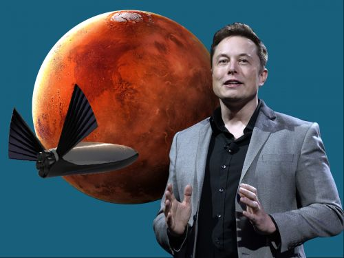 Elon Musk has published a new study about his ambitious plans to colonize Mars with SpaceX