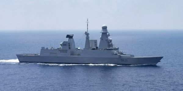 France's navy has a unique destroyer that can take down ships and aircraft