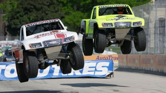 Stadium Super Trucks, My Favorite Racing Series in the World, Has Been Banned in Australia
