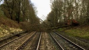 Passengers Warned of Likely Rail Disruption as Storm Dennis Sweeps Across Britain