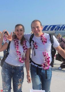 Thousands of foreign tourists visit Hainan visa-free