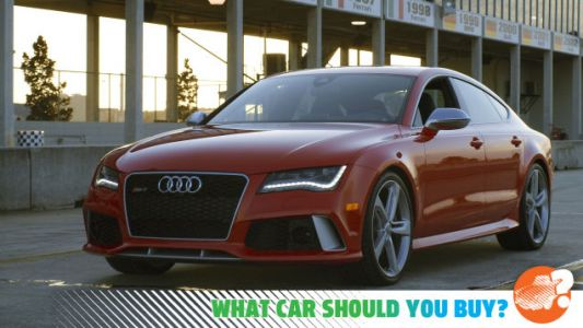 I have $200,000 to Spend on Something Faster Than My Audi RS7! What Car Should I Buy?