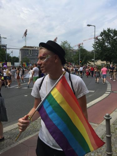 Why Gay Pride Still Matters