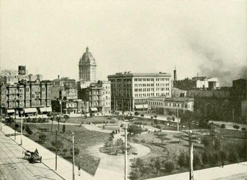 San Francisco's Union Square: Past and Present