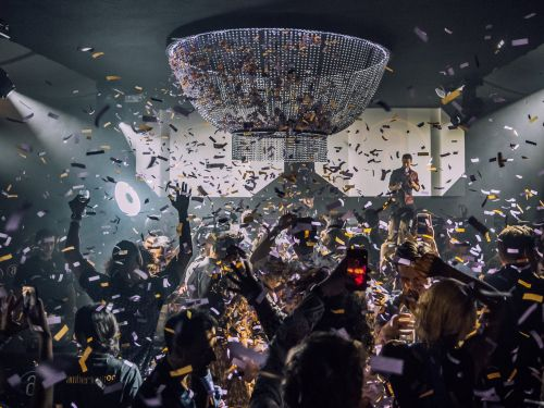 Inside the most exclusive party of Singapore's Grand Prix, where celebrities and billionaires pay up to $35,000 for the ultimate party experience that includes a fashion show, concerts, and free-flowing Champagne