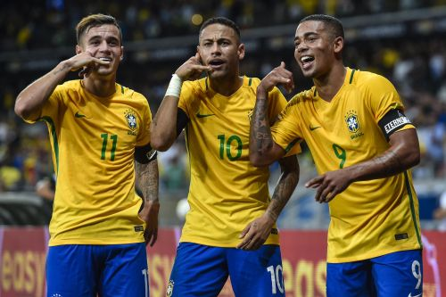 Neymar named the 6 players who will take the 2018 FIFA World Cup by storm - and he didn't mention Messi or Ronaldo