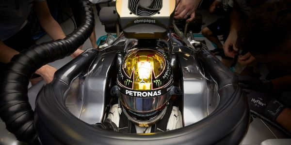 Behind the Curtain: This Mercedes-AMG Petronas Motorsport Factory Tour is a Racing Fan Must-Do