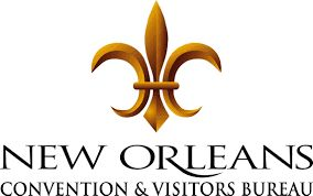 New Orleans Convention and Visitors Bureau released its new name and logo