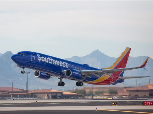 Southwest is selling discount one-way tickets for as low as $49 until Friday