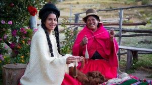 Community-based tourism in Bolivia boosts cultural identity