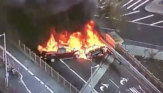 Brooklyn Bridge Closed After Deadly Car Fire