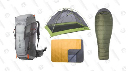 Save Big on Outdoor Gear with Amazon's Marmot Sale