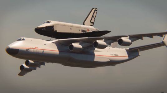 The World's Largest Plane Costs $30,000 An Hour To Fly