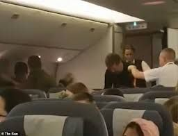 Drunk Passenger Detained After Forcing Plane To Land