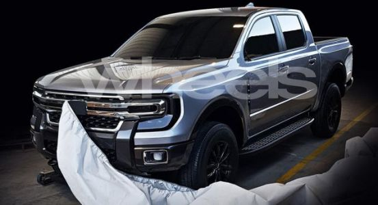 That Apparent Ford Ranger Prototype Is Definitely Ford's, Lawyers Confirm To Us