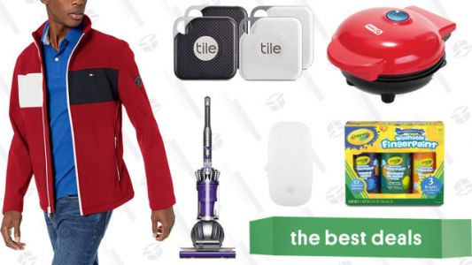 Saturday's Best Deals: Dyson Ball Animal 2, Tile Pro, ASICS, and More