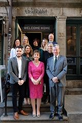 Northern Ireland business tourism takes a bite out of the Big Apple!