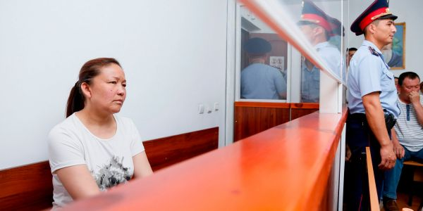 Rape, medical experiments, and forced abortions: One woman describes horrors of Xinjiang concentration camps
