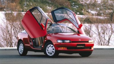 Here's A Car: The Toyota Sera
