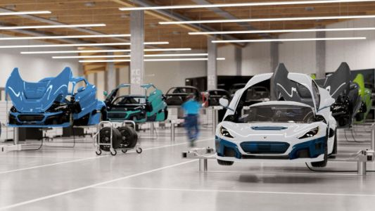 Rimac's Plan For A $238 Million Factory Started With A Castle