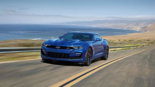 The Chevy Camaro Has a New Face, Again