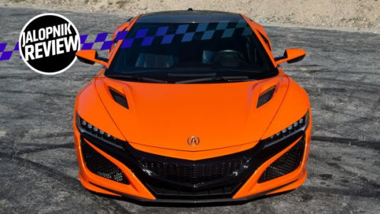 The Acura NSX Haters Are Wrong