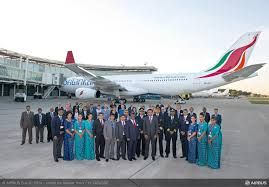 SriLankan Airlines ranked world's most punctual carrier
