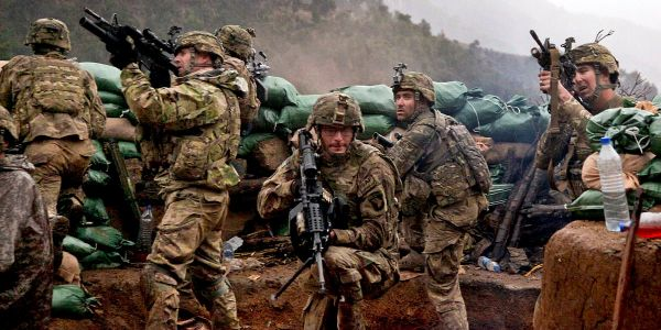 US military officials are drawing up plans for a quick withdrawal in Afghanistan, just in case Trump abruptly pulls them out