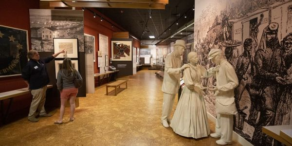 Must See Historical Sites in and Around Lynchburg