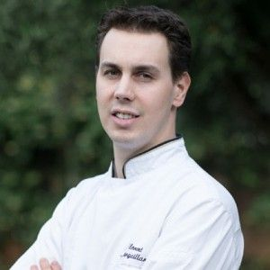The Grand-Hôtel du Cap-Ferrat, A Four Seasons Hotel Announces Florent Margaillan as New Pastry Chef