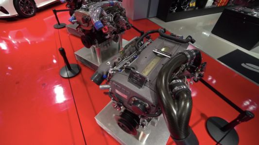 You Can Buy a New $50,000 R34 GT-R Engine From Nissan's Holy Grail Of Factories