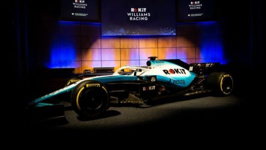 Williams F1 Team Unveils a New Title Sponsor and a New Livery
