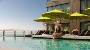Summer Heats Up at Seattle's Only Infinity Pool with Four Seasons Hotel Seattle and Moët & Chandon