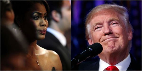 Omarosa claims Trump said the Boy Scouts need to 'man up' and 'grow some hair on their chests' after criticism over his controversial speech