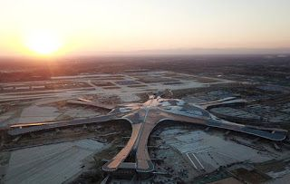 Beijing Daxing Int'l Airport to operate before Sept. 30