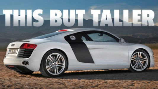 It's Almost 2020 And There's Still No Lifted Audi R8