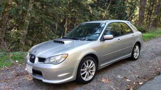 Would You Pay $8,998 Canadian for This 2005 Saabaru 9-2x WRX?
