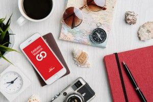 Emirates Skywards Launches Mobile Travel Aapp Emirates Skywards GO