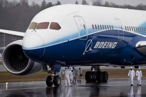 Boeing, United Airlines Announce Order for Four 787 Dreamliners