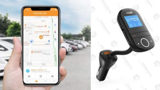 Anker's New Bluetooth FM Transmitter Also Charges Your Phone and Finds Your Car
