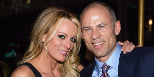 Rudy Giuliani and Michael Avenatti are going to war over the latest attempt to jumpstart the Stormy Daniels case